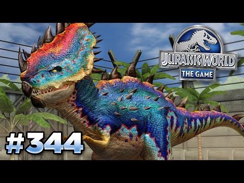 THE ULTIMASAURUS!!! || Jurassic World - The Game - Ep344 HD