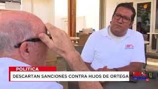 Video Descartan sanciones de EEUU contra hijos de Ortega MP3, 3GP, MP4, WEBM, AVI, FLV Desember 2018