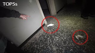 Video 5 Creepiest Videos Taken inside Abandoned Locations... MP3, 3GP, MP4, WEBM, AVI, FLV Januari 2019