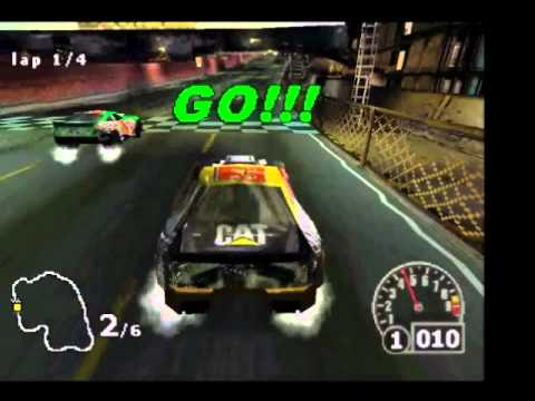 nascar rumble playstation 1 descargar