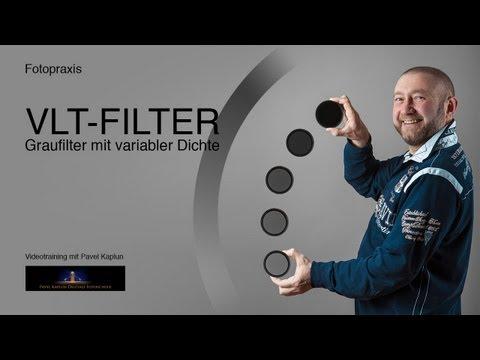 VLT-Filter. Graufilter mit variabler Dichte