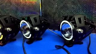 Video Auxiliares LED U7 Lupa Ojo de Angel Demonio Faros luz estrobos Accesorios Exclusivos Mx MP3, 3GP, MP4, WEBM, AVI, FLV September 2018