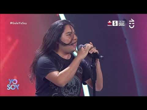 Yo Soy James LaBrie de Dream Theater - Chile