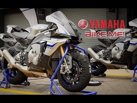 2015 Yamaha R1 – Bike Me