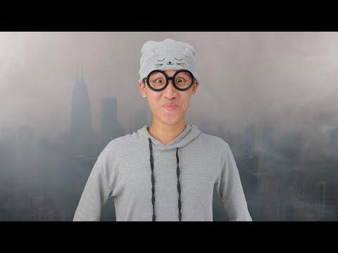 如果馬來西亞的煙霾是人 IF HAZE IN MALAYSIA WAS A PERSON