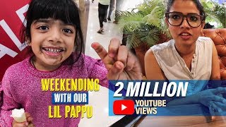 Video WEEKENDING WITH OUR LIL PAPPU | Amrutha Suresh | Vlog | Singer | MP3, 3GP, MP4, WEBM, AVI, FLV Maret 2019