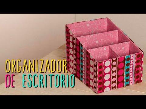 Mini organizador con cajas de colgate manualidades for Cajas para manualidades