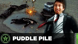 Things to Do In: Hitman - Puddle Pile