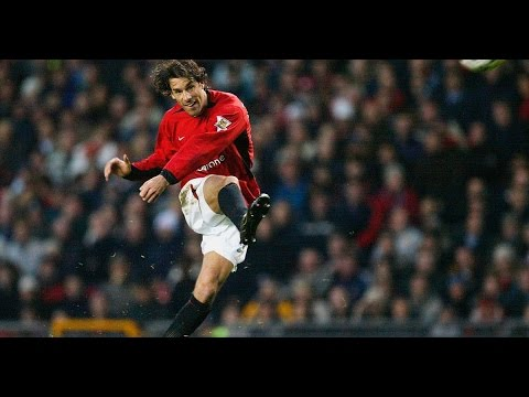 Ruud Van Nistelrooy TOP 10 GOALS Of All Time