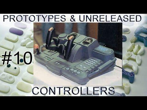 #10: NEC Power Console (PC Engine SuperGrafx) (Prototypes & Unreleased Controllers)