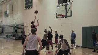 ATTACK Athletics Workout w/Paul Harris--DraftExpress