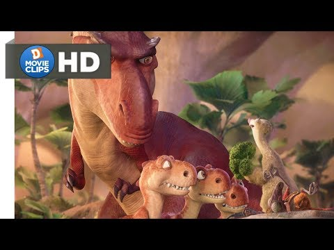 Ice Age 3 Hindi (12/18) Sid Talking & Comedy Scene MovieClips
