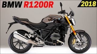 6. NEW 2018 BMW R1200R - Redesign With New Color ( Iced Chocolate Metallic )