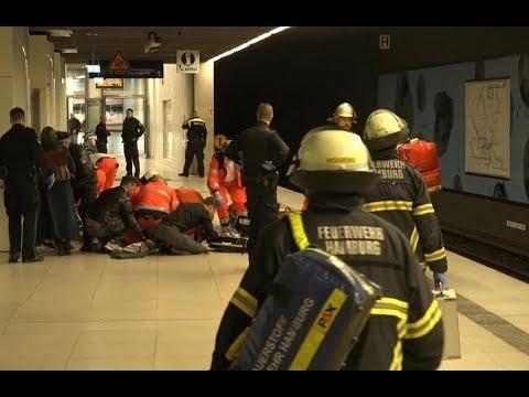 Brutale Messerattacke am S-Bahnhof Hamburg-Jungfern ...