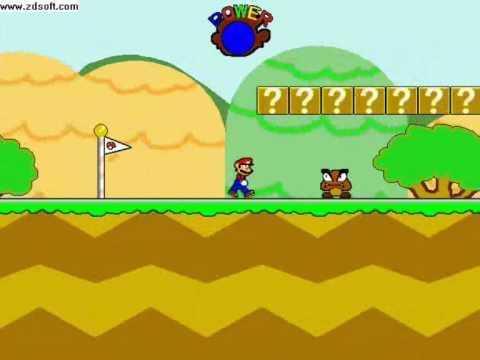 Super Mario Fangame