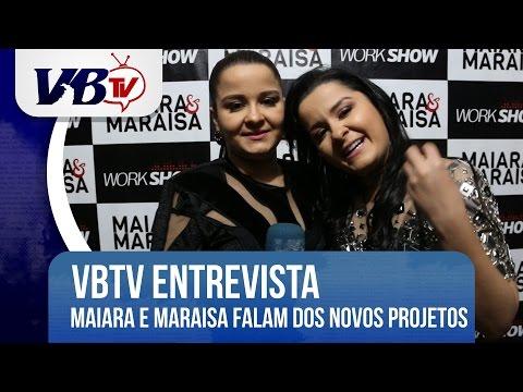 VBTv | Maiara e Maraisa falam da carreira e dos projetos para 2016