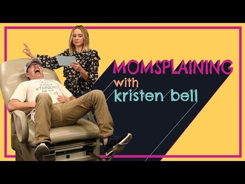 #Momsplaining with Kristen Bell: Labor Pains with Andy Lassner