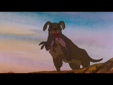 Watership Down 1978 Part 18 (01h23m02s - 01h27m38s)