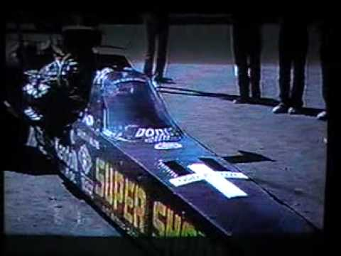 Swap Rat #30 1st to break 270mph in 1986