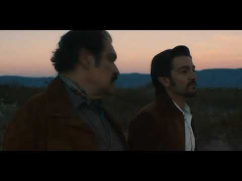 "Narcos Mexico- Season 1 Episode 1 Ending scene. ""I'm here to build an empire"""