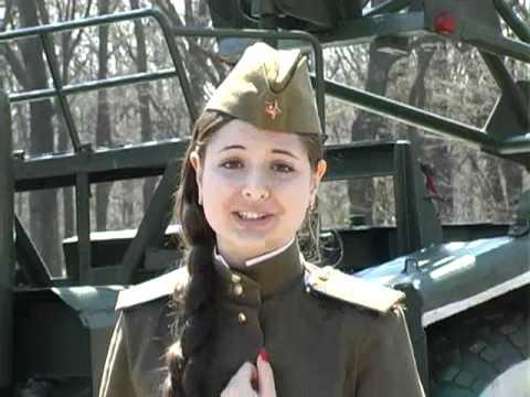Kachiusa - Bài hát nghe đến là biết nước Nga anh hùng