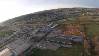 Grayson (KY) United States  city images : Aerial view of Grayson,KY