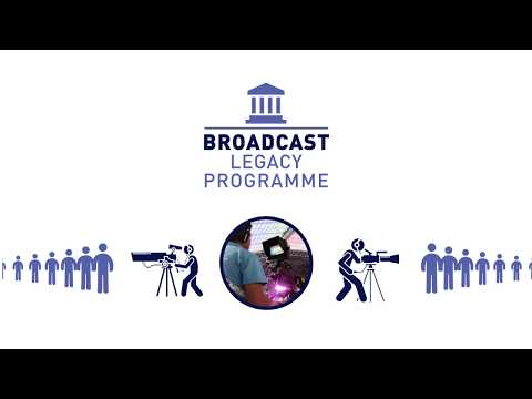ASIAN Games Broadcast Legacy Programme