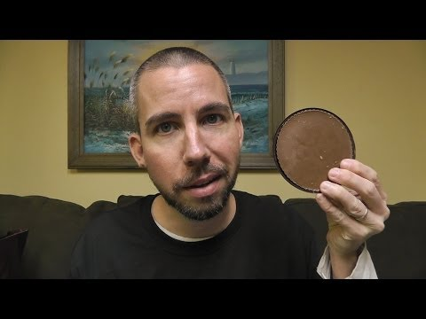 ASMR Hershey Chocolate Candy Eating & Review