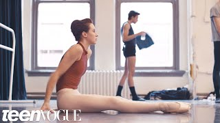 Video Behind the Scenes at an ABT Studio Company Rehearsal | Teen Vogue MP3, 3GP, MP4, WEBM, AVI, FLV Maret 2019