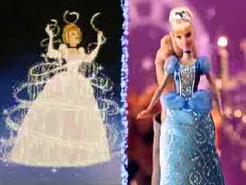 Disney Princesas Brilhantes - Mattel