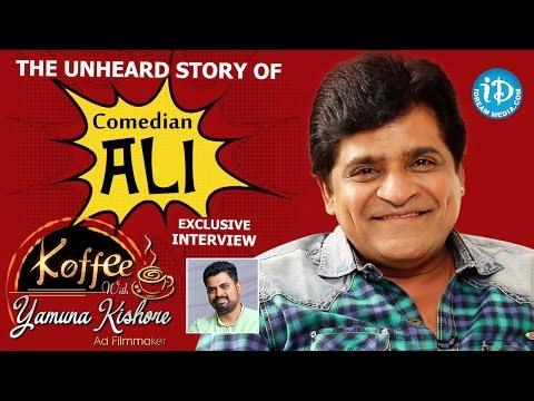 The Unheard Story Of Comedian Ali – Koffee With Yamuna Kishore