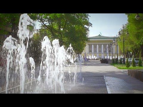 Καζακστάν: Αυξάνονται οι πεζόδρομοι και οι ποδηλατοδρόμοι στο Αλμάτι