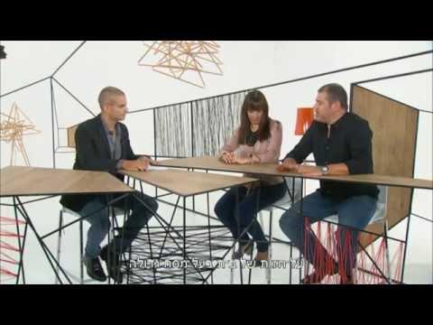 הסטודיו לעיצוב : פרק 6 - חידושים במטבח ובריהוט עץ
