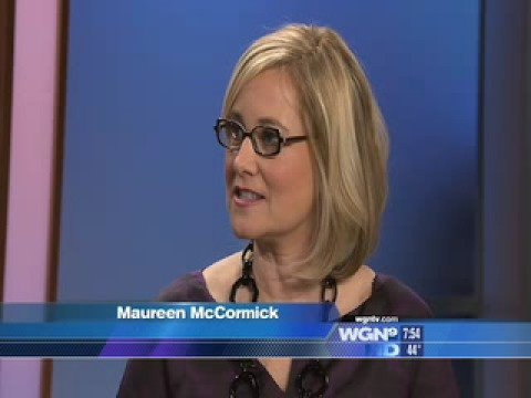 Maureen McCormick Marcia Brady tells all on WGN-TV Video