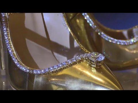 Ντουμπάι: Παρουσιάζει τα πιο ακριβά παπούτσια στον κόσμο!…