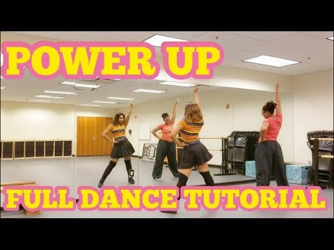 Red Velvet 레드벨벳 'Power Up' - FULL DANCE TUTORIAL