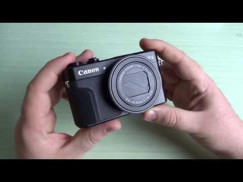 Recensione Canon G7X Mark II