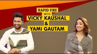Video Vicky Kaushal Reveals Some Secrets In This Rapid Fire MP3, 3GP, MP4, WEBM, AVI, FLV Januari 2019