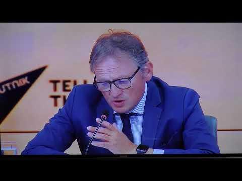 Игорь Додон и Андрей Назаров приняли участие в пресс-конференции и видеомосте Кишинев-Москва по поводу организации Молдо-российского экономического форума