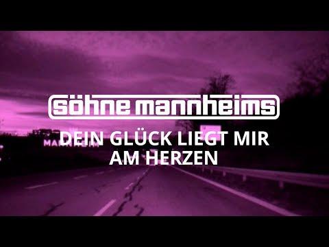 Tekst piosenki Sohne Mannheims - Dein Gluck liegt mir am Herzen po polsku