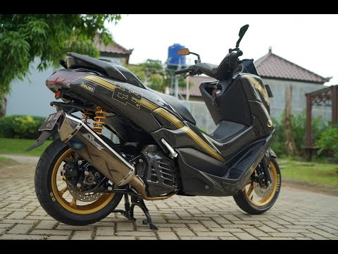 Modifikasi Nmax Full Carbo