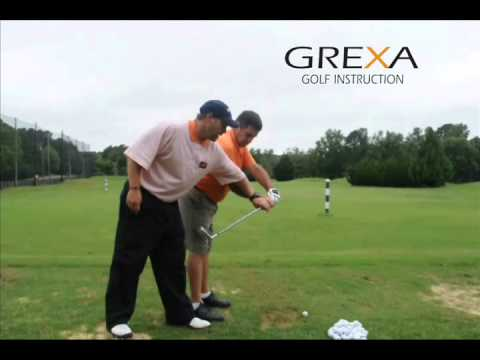 Swing the club on plane – Grexa Golf Instruction