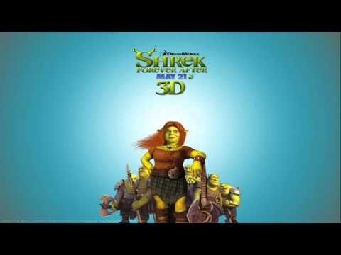 Shrek Forever After :  His Day Is Up