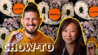 How to Make the Most Kawaii Sushi Ever | CHOW-TO by Chowhound
