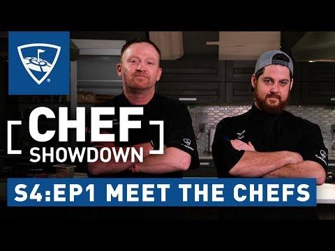 Chef Showdown | Season 4: Episode 1 Meet the Chefs | Topgolf