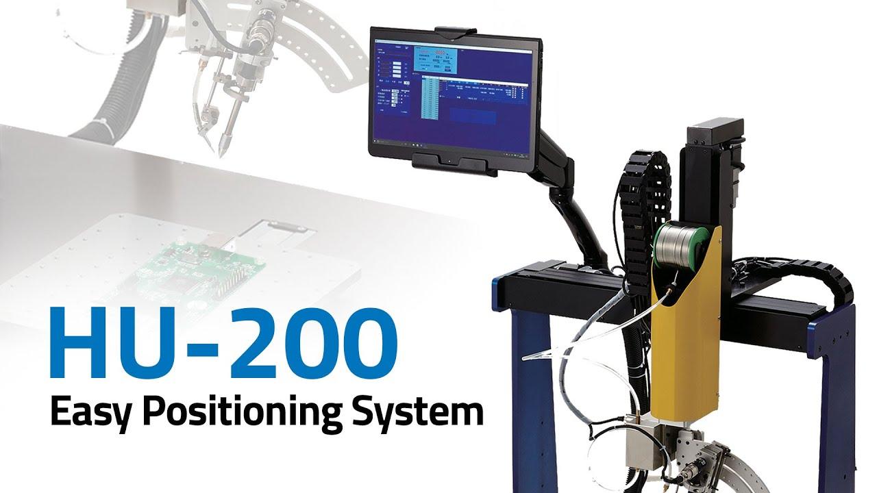 HU-200 Easy Positioning System