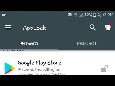 Applock;best app locker for android phone //2017_2018 //fully protected your personal information! !