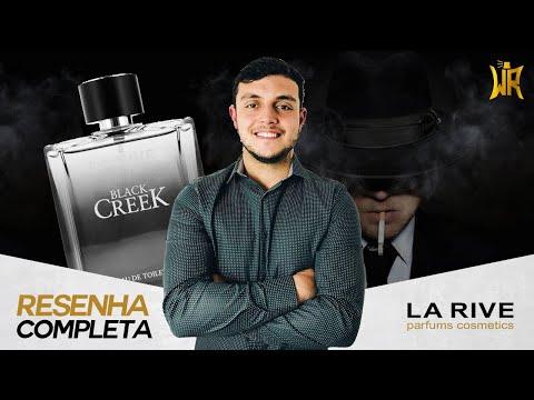 A LA RIVE SE SUPEROU COM O BLACK CREEK | Clone do Aventus Creed