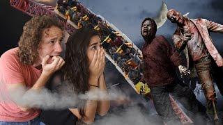 Parque de diversiones DE TERROR! (con La Chule)