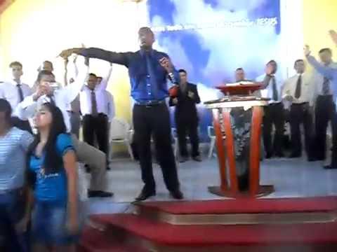 PR.HENRIQUE BRAGA em Alvorada do Gurguéia Piauí- congresso UMADEVALG
